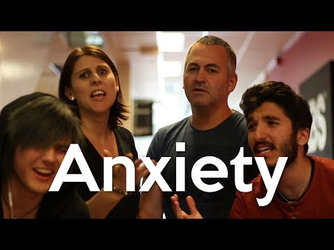 Anxiety (Agony parody) M/V
