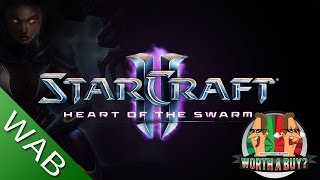 Starcraft 2 Heart of the Swarm Review - Worth a Buy?