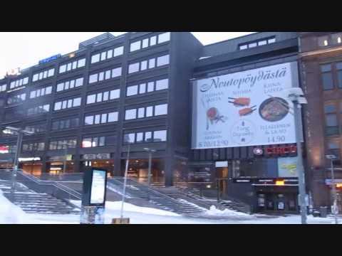A Day In Helsinki