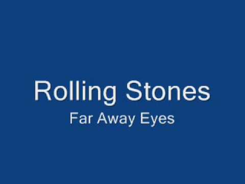 Rolling Stones-Far Away Eyes