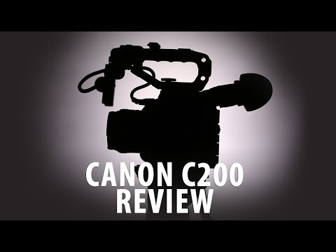 Camera Review: Canon C200