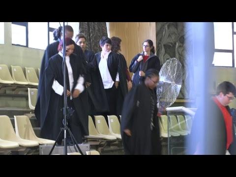 2019 Autumn Graduation Ceremonies: Bloemfontein Campus (08 April 2019, 10:00)