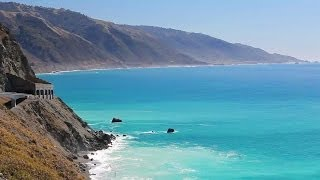 """""""A New Day in Big Sur"""" PART 2 HD Nature Relaxation Video + Sounds 1080p"""