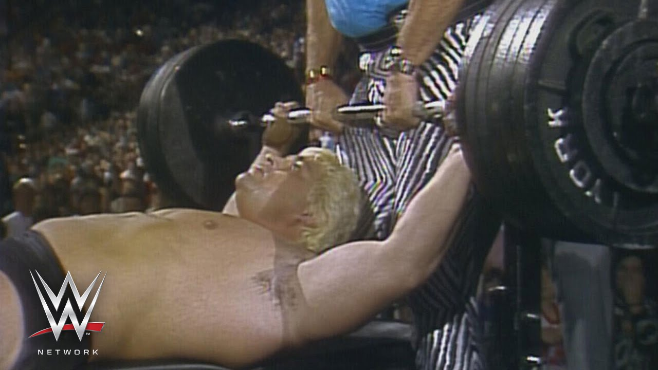 Image result for royal rumble 1988 dino bravo