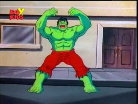 Hulk  tema principal en espaol  Superbanda  YouTube