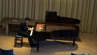 Schumann Toccata Op.7 // Pianist Ten Kim