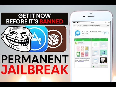 Get This Jailbreak From The App Store Before It's Banned!