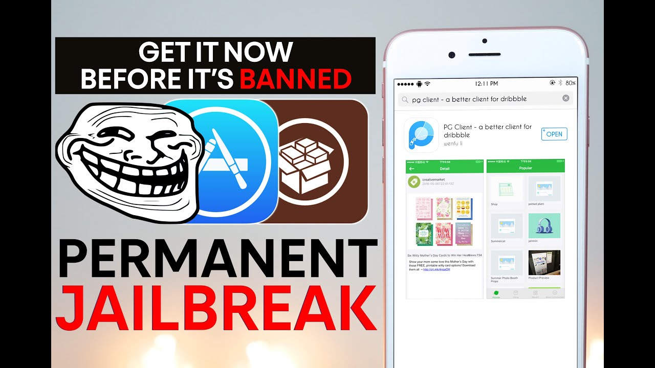 Get This Jailbreak From The App Store Before It S Banned