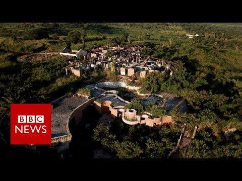 Congo: President Mobutu's Hometown Gbadolite - BBC News