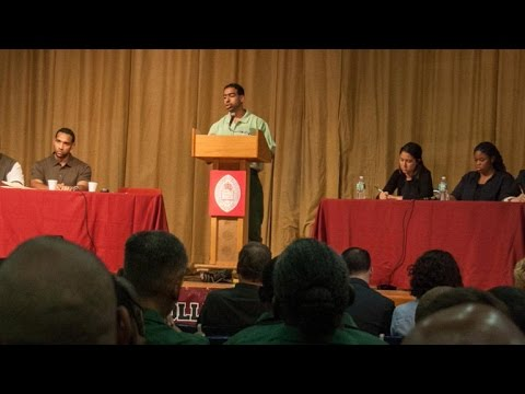 """Prison debate team win against Harvard was """"gratifying"""""""