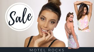 $$ MASSIVE SALE HAUL | HALF PRICE | MOTEL ROCKS $$