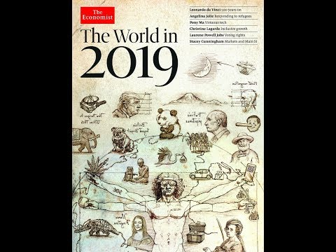 Resultado de imagen de revista americana economist portada 2019