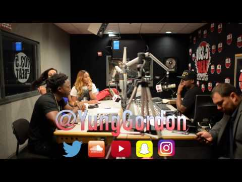 103.5 The Beat Yung Gordon Interview with Papa Keith