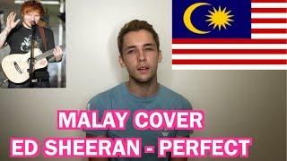 Download Lagu (MALAY COVER) Ed Sheeran - Perfect Mp3
