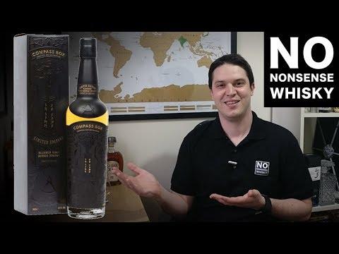 Compass Box No Name | No Nonsense Whisky #116