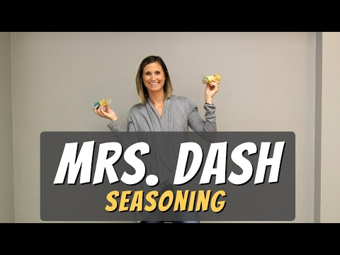 Mrs. Dash Seasoning- SALT FREE