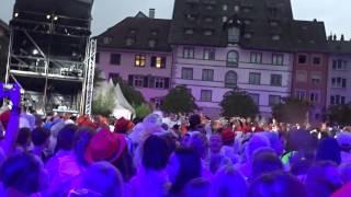Bastian Baker - Le vent l'emportera - 09 / 08 / 2015 @ Stars In Town Schaffhausen