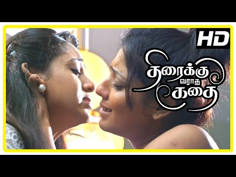 Thiraikku Varadha Kadhai Scenes | Eden learns Reshma's intentions | Iniya brings Reshma to Church