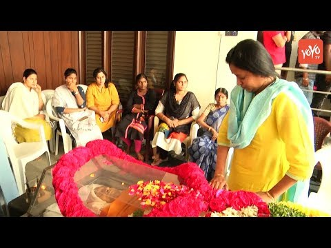 Anchor Suma Kanakala Pays Grand Tribute to Her Mother in Law | Rajeev Kanakala Mother | YOYO TV