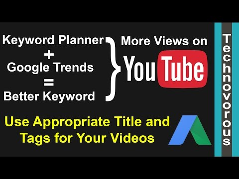 How To Write Best Title, tags, Description For Youtube Video | Youtube Seo Tips Hindi from YouTube · Duration:  16 minutes 21 seconds