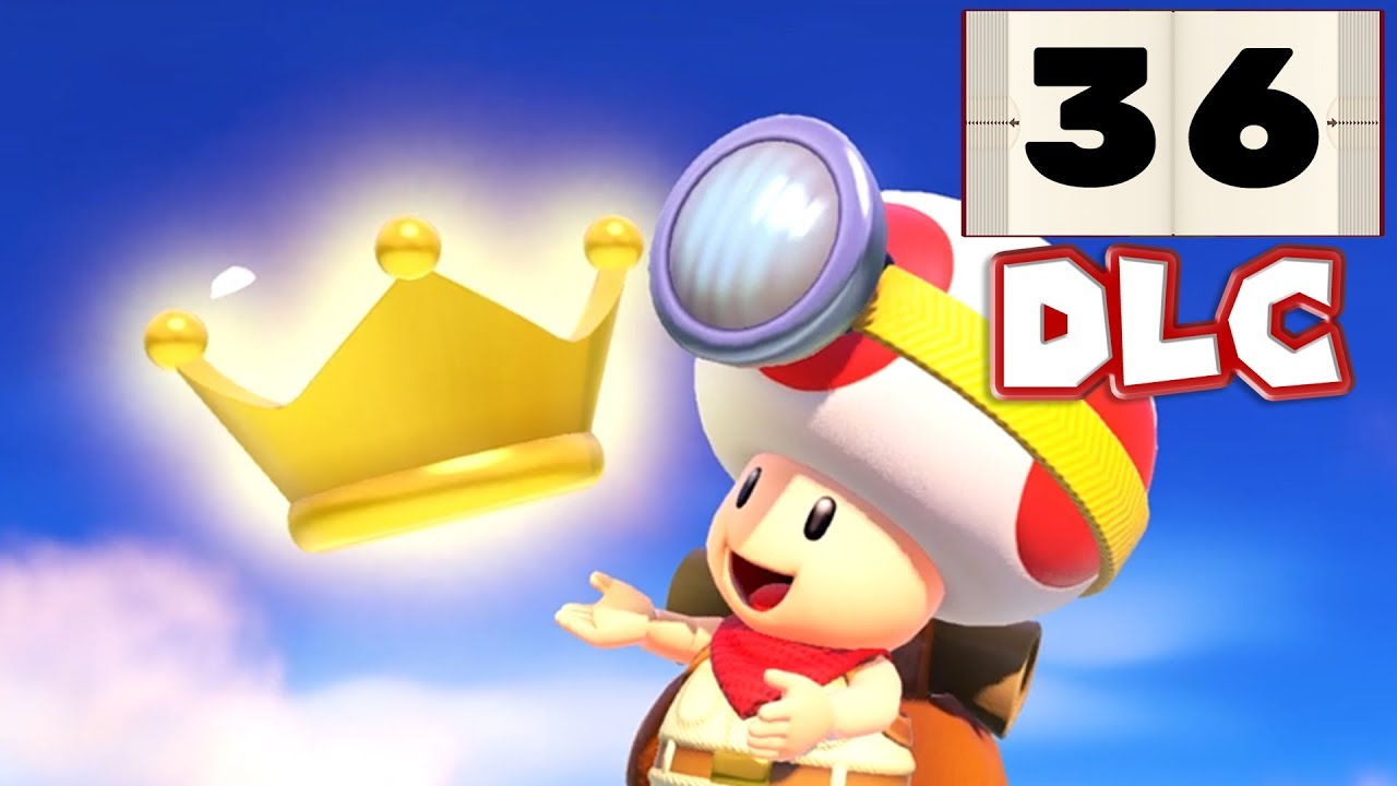 Captain Toad: Treasure Tracker (Switch) - Part 36: