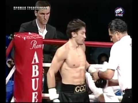 Gennady Golovkin vs. Kassim Ouma Full Fight