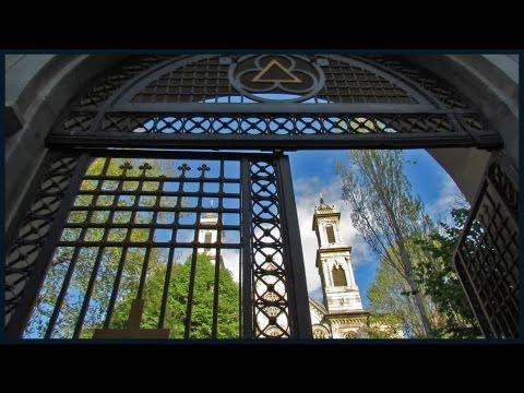 Inside the Holy Trinity Church, Istanbul, Turkey