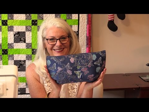 How to Make Simple Clutch that Looks Like a Designer Clutch!