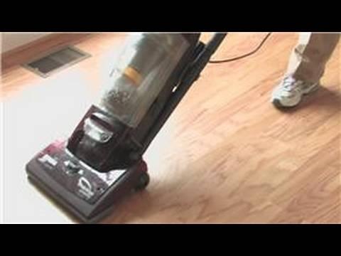 Floor Care Taking Care Of Hardwood Floors Youtube
