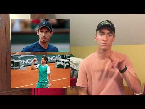 Nadal v Thiem, Murray v. Wawrinka Preview Semis French Open 2017 | THE SLICE
