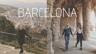 TRAVEL WITH ME TO BARCELONA// VLOG 4