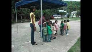 Linstead Market - Harding Hall School Jamaica 2012