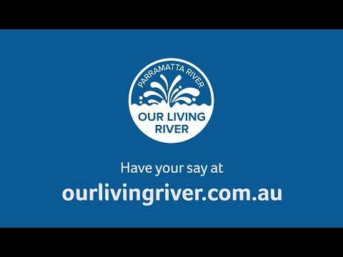 We're making the Parramatta River swimmable again