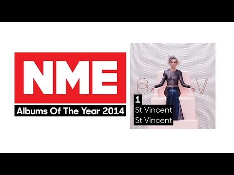 Why 'St Vincent' Is NME's Number 1 Album Of 2014
