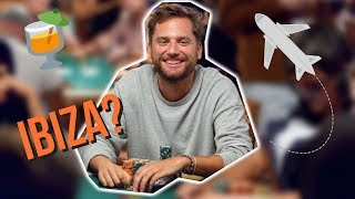 WSOP 2018: Bart Lybaert Has Mastered the Marathon