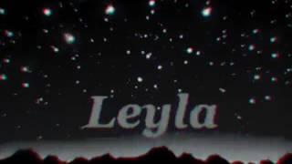 мой первый  слайд-шоу  на имя Лейла