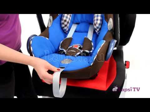 Автокресло 0+ Maxi-Cosi CabrioFix (Макси-Кози Кабрио Фикс)