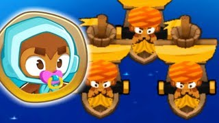 Are These ADVANCED Challenges Too EASY? (Bloons TD 6)