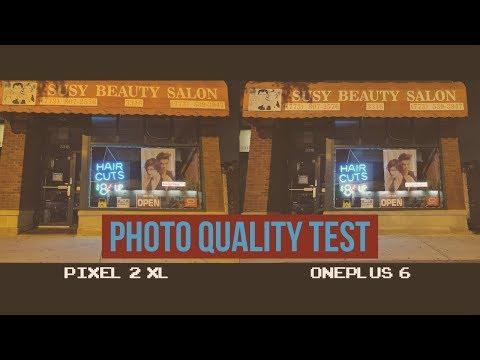 Pixel 2 XL v OnePlus 6: Photo Quality Test