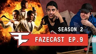 THEIR NEW MOVIE ABOUT GAMING! - #FaZeCast S2E9 feat. the Workaholics Squad