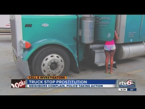 Teenage Prostitutes Working Indy Truck Stops from YouTube · Duration:  2 minutes 4 seconds