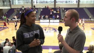 Repeat youtube video High School Girls Basketball: 2013 MGBCA All-Star Series (Maroon vs. Blue)