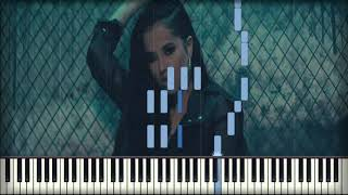 Becky G Digital Farm Animals Next To You Piano Tutorial Karaoke.mp3