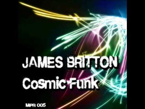 James Britton - Cosmic Funk