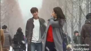 Enna Sona - OK jaanu   The Heirs Korean mix   Bollywood Korean MV
