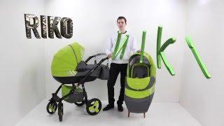 коляска RIKO Niki 2 in 1