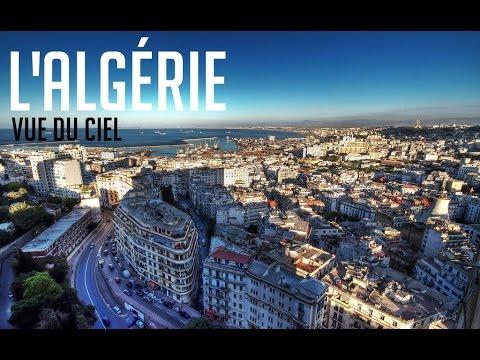 L'Algérie vue du cie  HD Documentaire complet