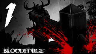 Bloodforge Walkthrough - Part 1 (XBLA) Gameplay