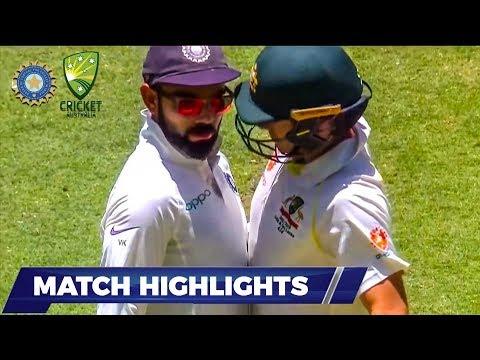 Virat Kohli's Behaviour in India Vs Australia Match - Match Highlights by Bosskey