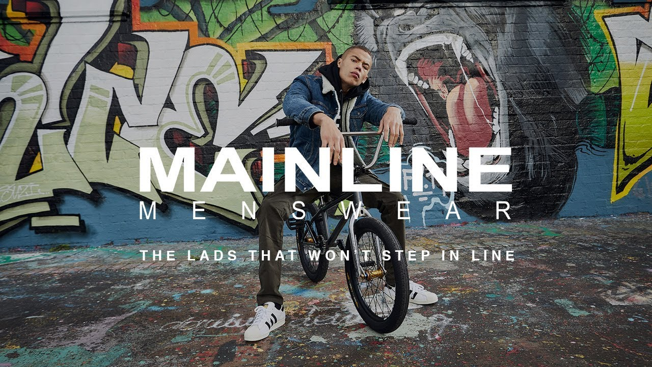 The Lads That Won't Step in Line | Mainline Menswear